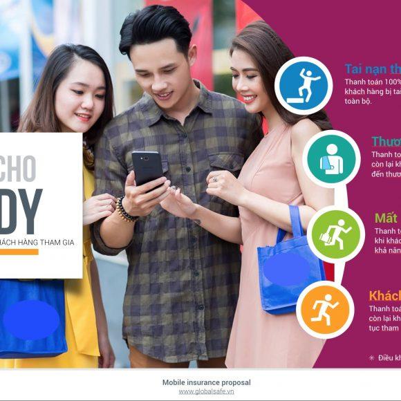 Bảo Hiểm Gói Cước Điện Thoại (Subsidy insurance for phone packages)